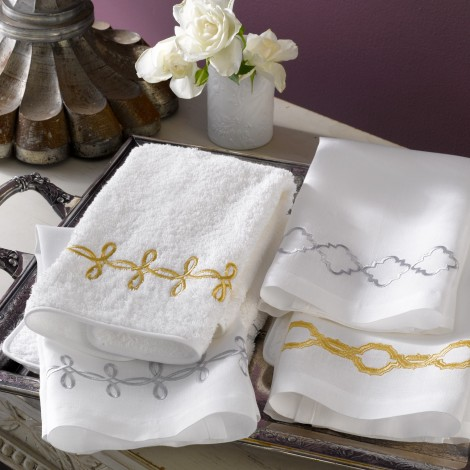 All About Matouk Towels